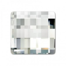 2493 Swarovski Стразы hotfix Chessboard 10 мм Crystal