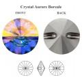 Пуговица 3015 Swarovski 10 мм Crystal AB