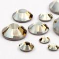 Стразы ногтевые Swarovski Crystal golden shade ss5, 10 шт