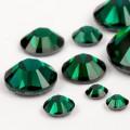 Стразы ногтевые Swarovski Emerald ss5, 10 шт