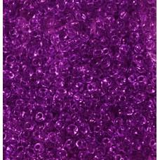 Бисер Preciosa 01123 фиолетовый прозрачный 10/0, 5 г