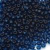 Бисер Preciosa 60100 темно-синий прозрачный 10/0, 5 г