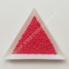 Бисер микро Preciosa 98170 красный перламутровый 13/0, 5 г