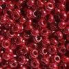 Бисер Preciosa 98190 красно-бордовый перламутровый 10/0, 5 г