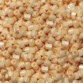 Рубка Preciosa 46112 бежевый светлый жемчужный, 5 г
