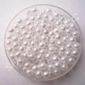 Бусина жемчуг 4 мм белый, 100 шт