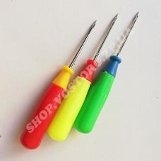 Шило с ушком, пластиковая ручка