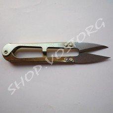 Ножнички-ниткорезы металлические маленькие