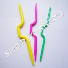 Спицы для вязания кос, набор 3 шт